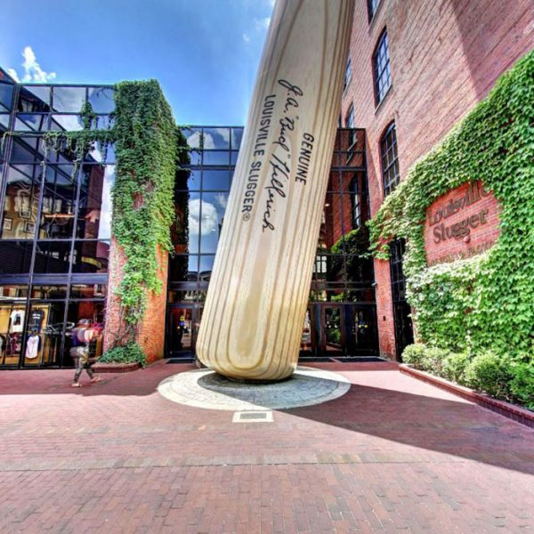 Louiseville Slugger Museum near The Residences at Omni Louisville Apartments in Louiseville, KY